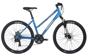 2021 KHS Bicycles Alite 50 Ladies Classic Blue