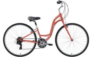 2021 KHS Bicycles Brentwood Ladies in Coral