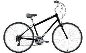 2021 KHS Bicycles Brentwood in Black
