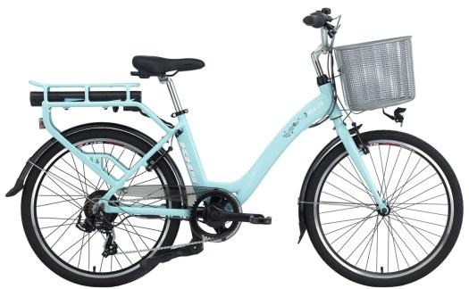 2021 KHS Bicycles Easy 24 Ladies in Light Blue