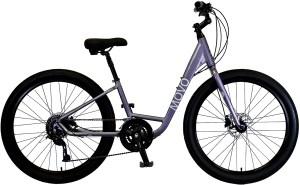 2021 KHS Bicycles Movo 2.0 Step-Thru in Light Purple