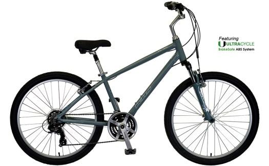 2021 KHS Bicycles TC 150 in Audi Gray