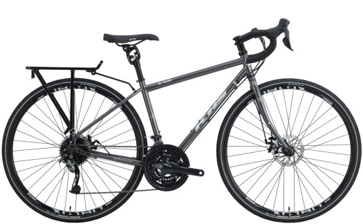 2021 KHS Bicycles TR 101 Gray