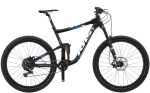 2021 KHS Bicycles Team 29 FS in Black