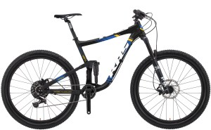 2021 KHS Bicycles Team 29 FS in Black