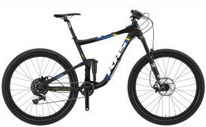 2021 KHS Bicycles Team 29 FS Black