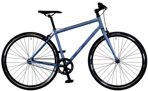 2021 KHS Bicycles Urban Soul in Matte Smoke Blue