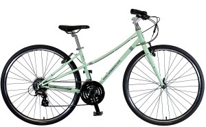 2021 KHS Bicycles Urban Xcape Ladies in Wintergreen