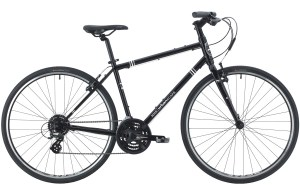 2021 KHS Bicycles Urban Xcape in Black