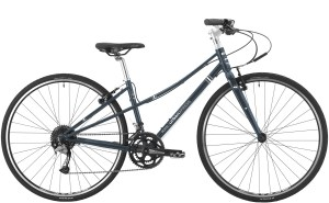 2021 KHS Bicycles Urban Xpress Ladies in County Blue