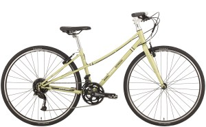 2021 KHS Bicycles Urban Xpress Ladies in Light Olive