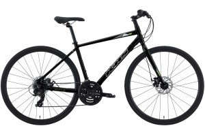 2021 KHS Bicycles Vitamin A in Matte Black