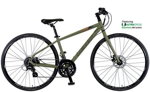2021 KHS Bicycles Vitamin B in Matte Khaki Green