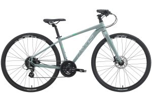 2021 KHS Bicycles X-Route 200 Ladies in Mid Gray
