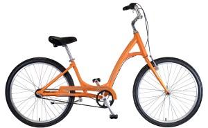 2021 Manhattan Cruisers Smoothie 3 Ladies in Tangerine
