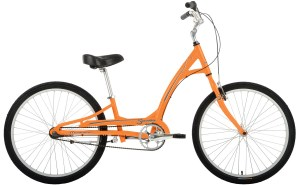 2021 Manhattan Cruisers Smoothie 3 Ladies Tangerine