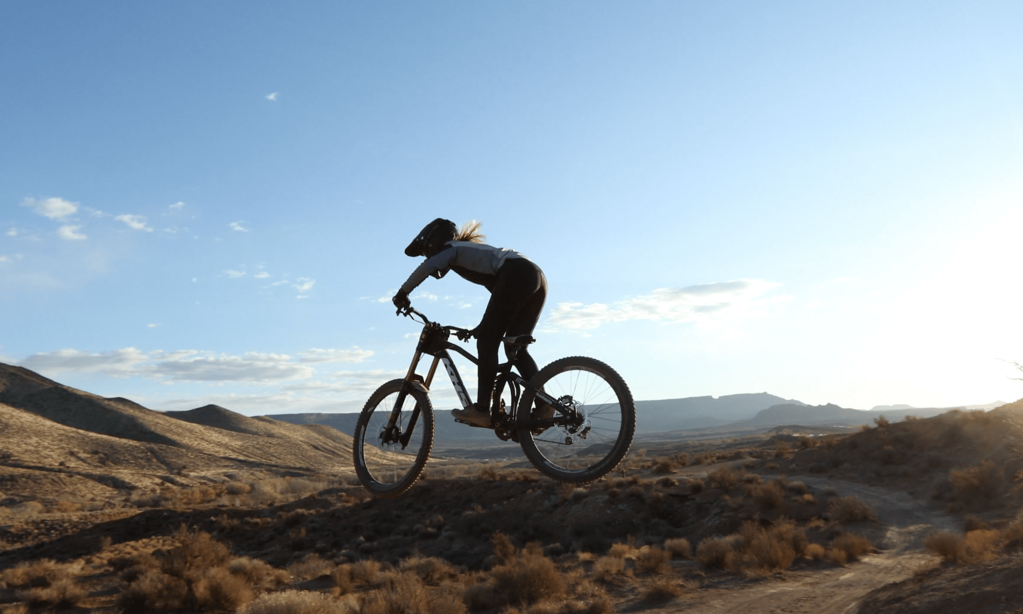 KHS Pro MTB, Kailey Skelton-Riding Southern Utah