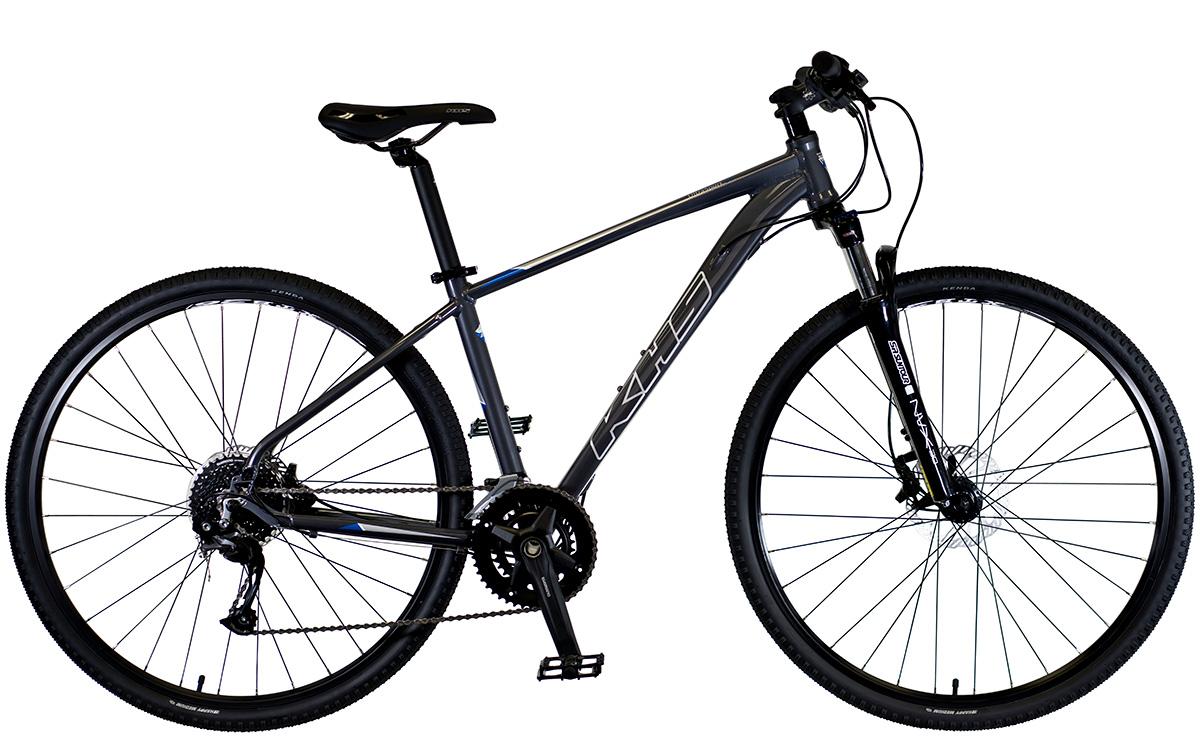 2021 KHS Bicycles UltraSport 3.0 in Hazy Gray