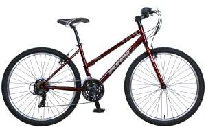 2022 KHS Bicycles Alite 40 Ladies in Blood Red