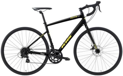 2022 KHS Bicycles Flite 150 in Black