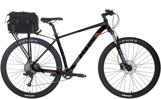 2022 KHS Bicycles K9 in Matte Black