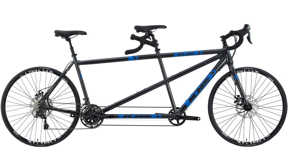 2022 KHS Bicycles Milano Tandem in Dark Gray