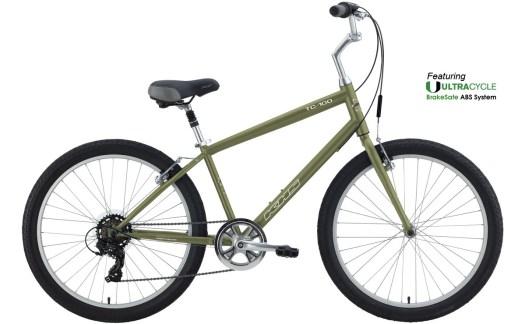 2022 KHS Bicycles TC 100 in Khaki Green