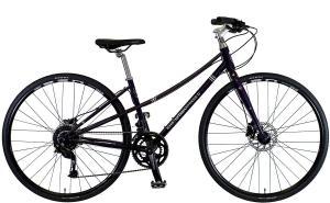 2022 KHS Bicycles Urban Xpress Disc Ladies in Dark Purple