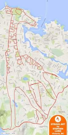 pesepeda buat gambar unik dari rute gps di inggris~08
