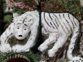 patung macan gaul bikin tersenyum tahun 2017~12