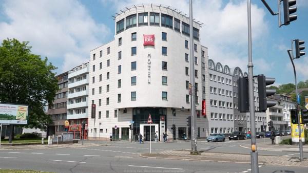 Hotel Ibis Wuppertal Elberfeld | © 2019 by Karl - Heinz Schultze (KHSFotographie)