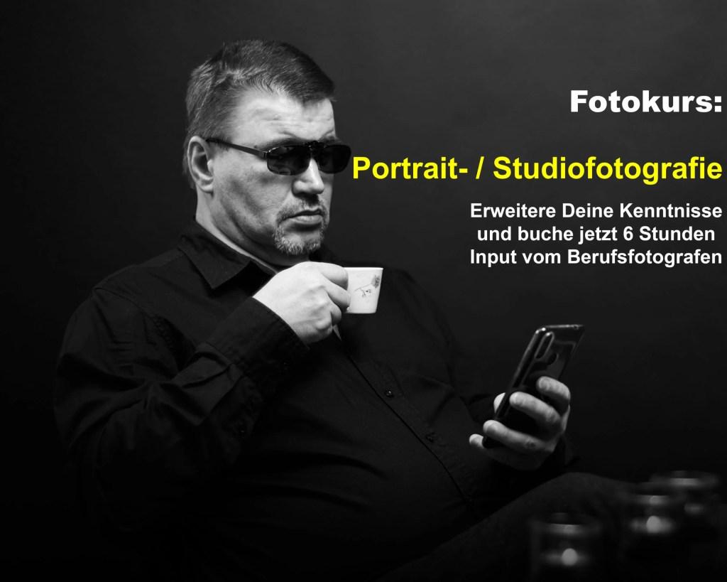 Fotokurs Portraitfotografie