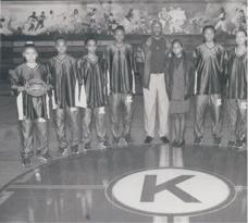 1998-2000 Girls Basketball Teams