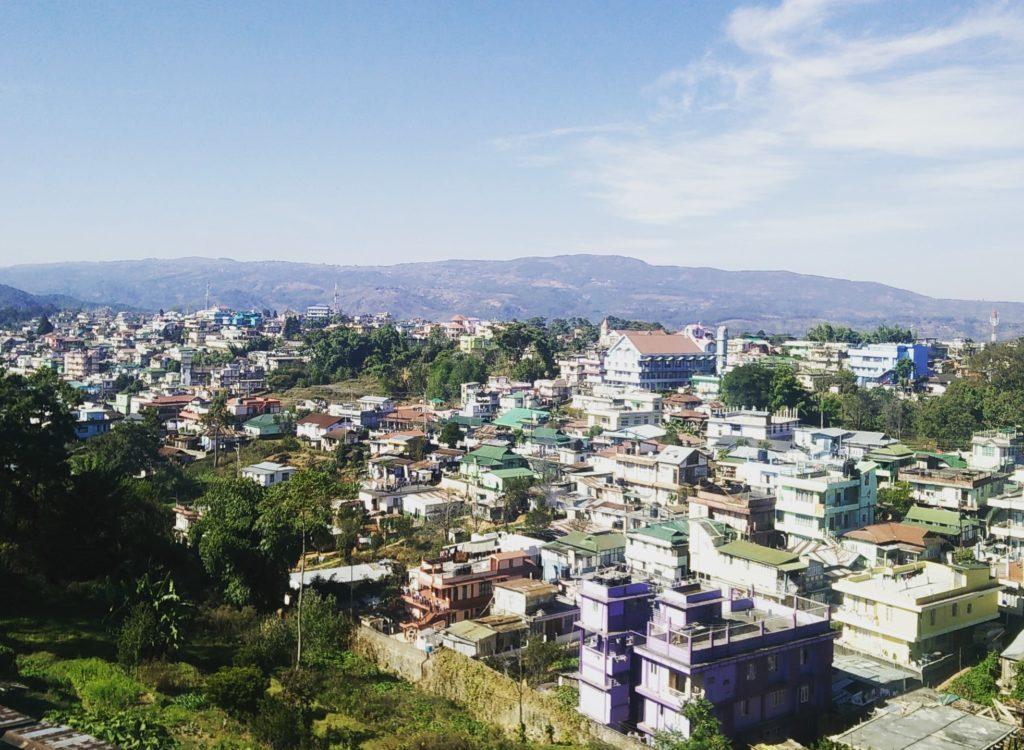 Shillong town