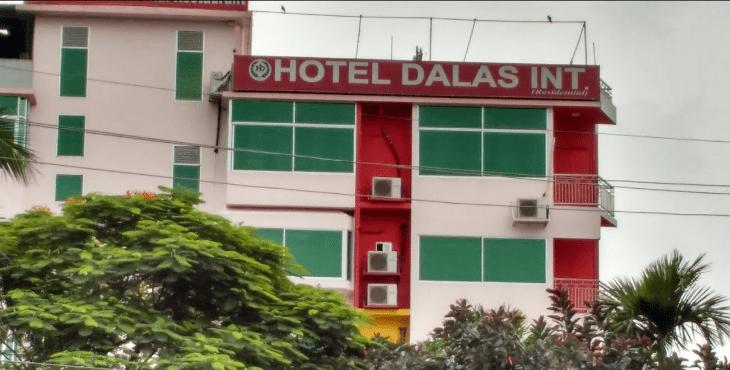 hotel dalas international