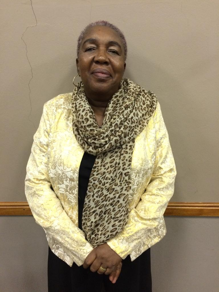 Mrs Beauty Ndlela - Khulumani Board Treasurer