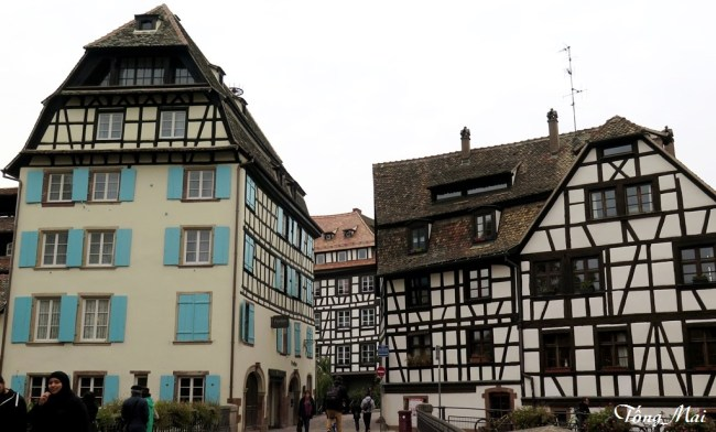 Strasbourg. Photo: TốngMai