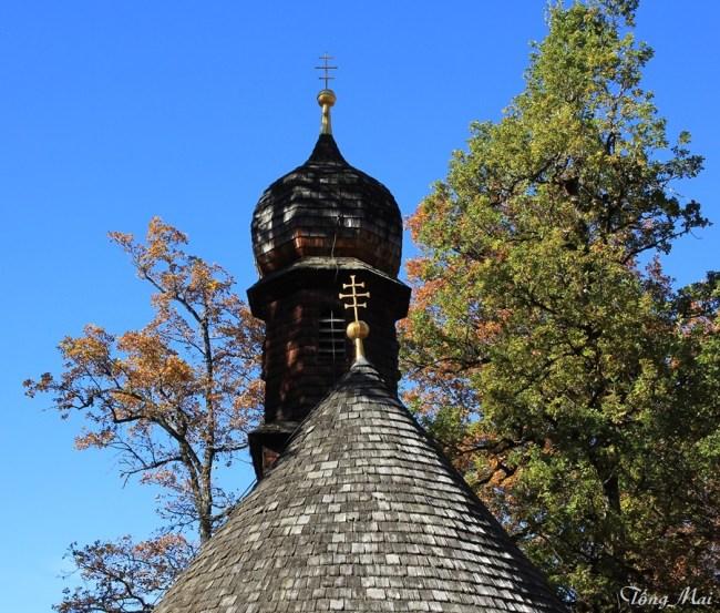 Linderhof - St. Ana Chapel. Photo: TongMai