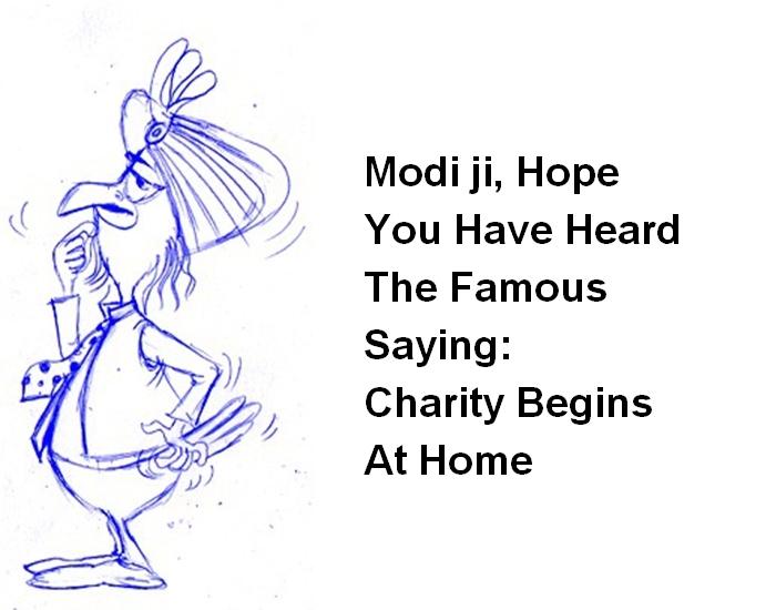 #ModiInsultsIndia