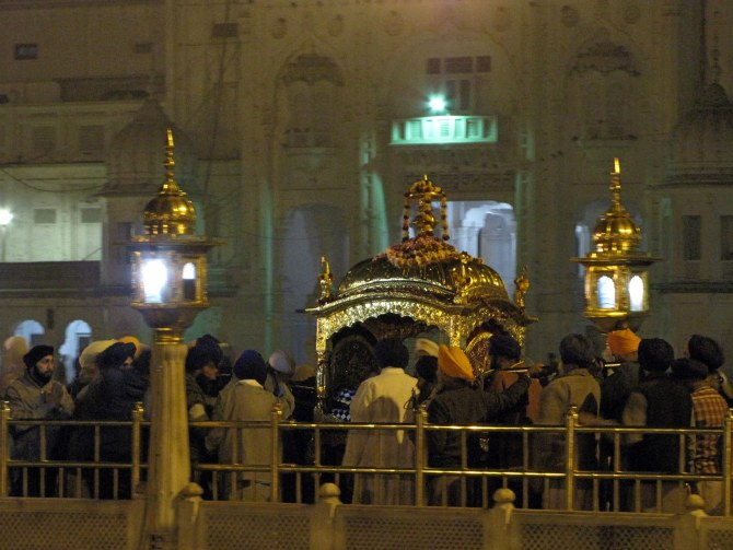 golden temple holy visit