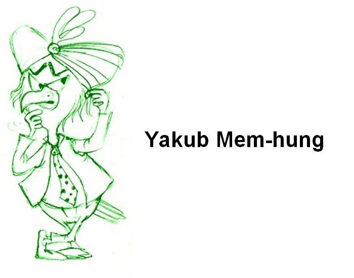 yakub memon