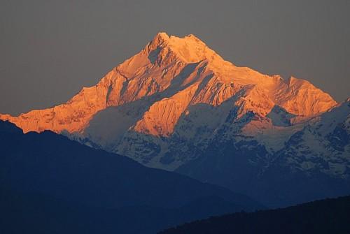 Mt.Kanchenjunga