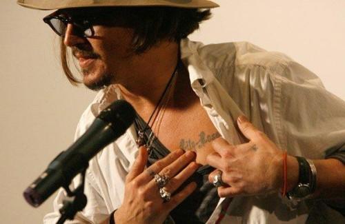 Tattoos-Johnny-Depp
