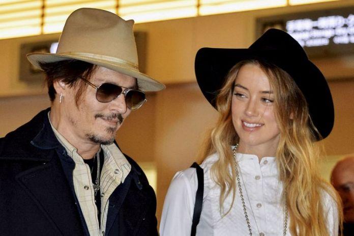 Johnny Depp And Amber Heard-khurki.net