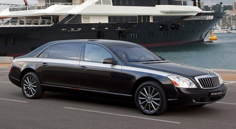 2009 Maybach 62 Zeppelin top car rating and specifications
