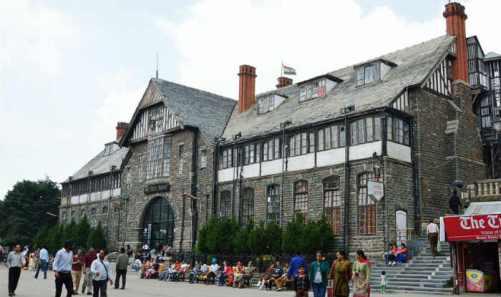 Shimla Municipal