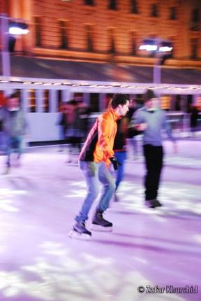 Skating Blur