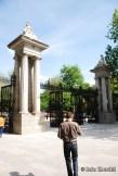 Gate - Parque de el Retiro