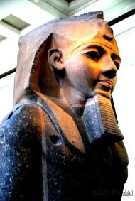 Statue of Ramasses II (1270 BC)