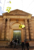 The Musee de l'Orangerie in Paris